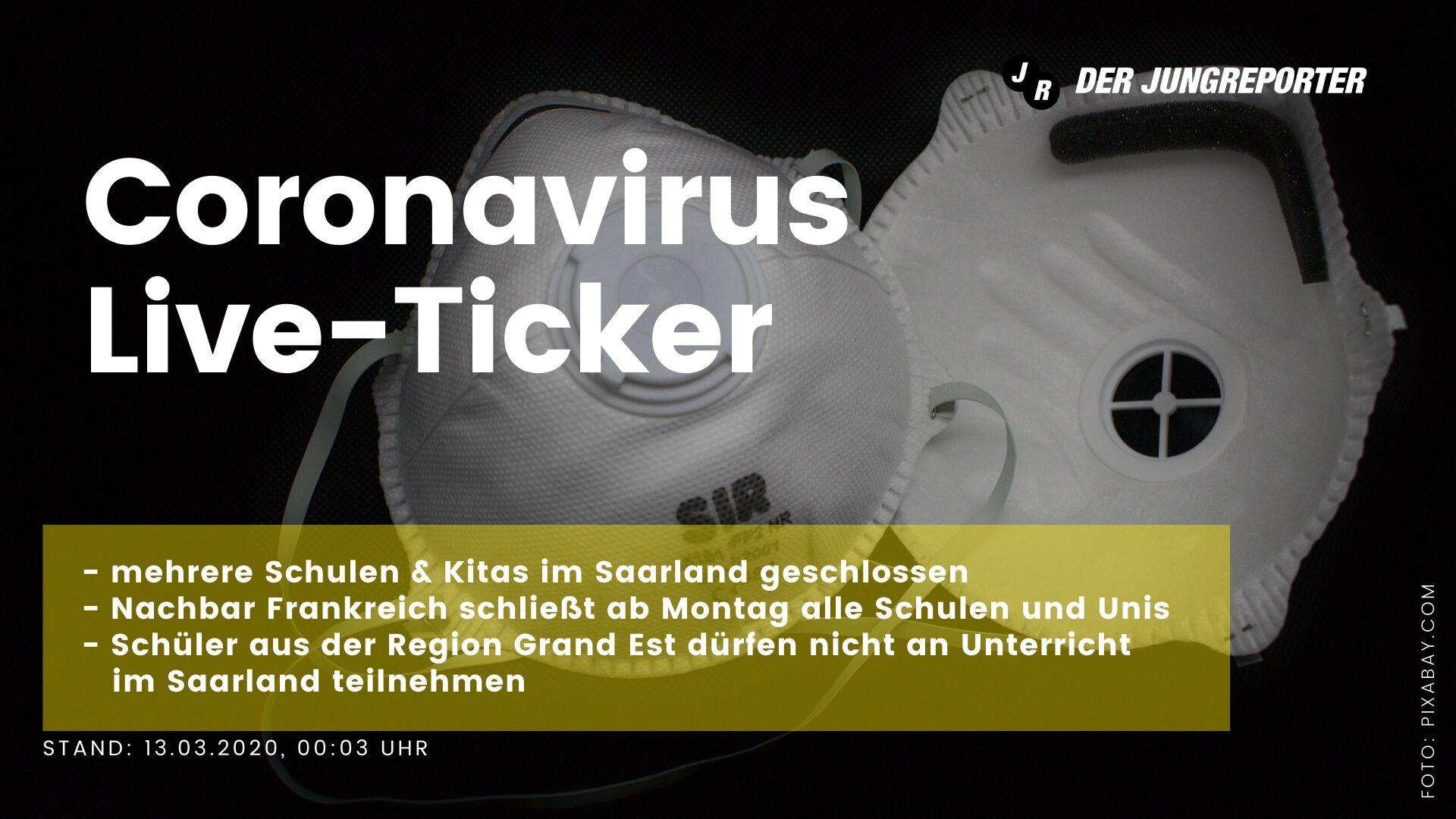 Coronavirus Live-Ticker
