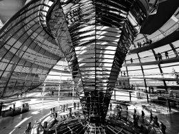 Bundestag Kuppel