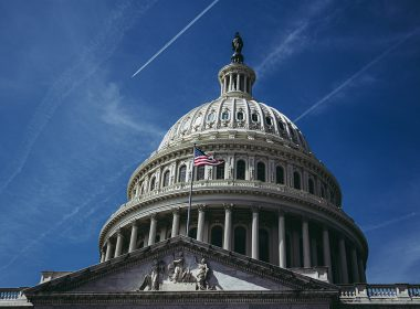 Kapitol in Washington (USA), Sitz des US-Kongresses