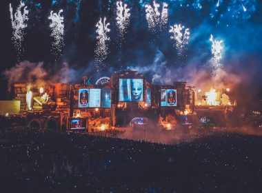 Festival Tomorrowland in Belgien