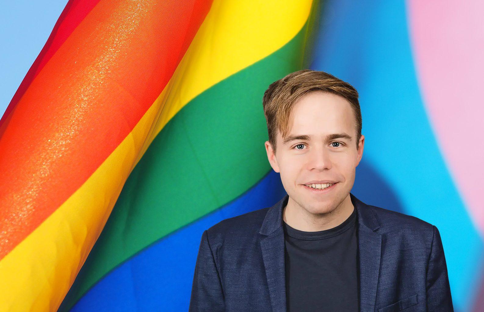 Ramus Andresen, Mitglied des Europäischen Parlaments - Foto: Fenja Hardel