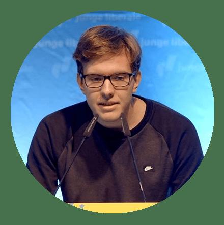 "Jan Jakob Langer, Redakteur bei ""Der Jungreporter"""