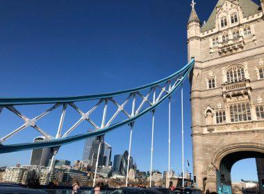 Tower Bridge in London, Foto: Frieda Krukenkamp
