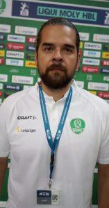 Milos Putera, Co-Trainer des SC DHfK Leipzig