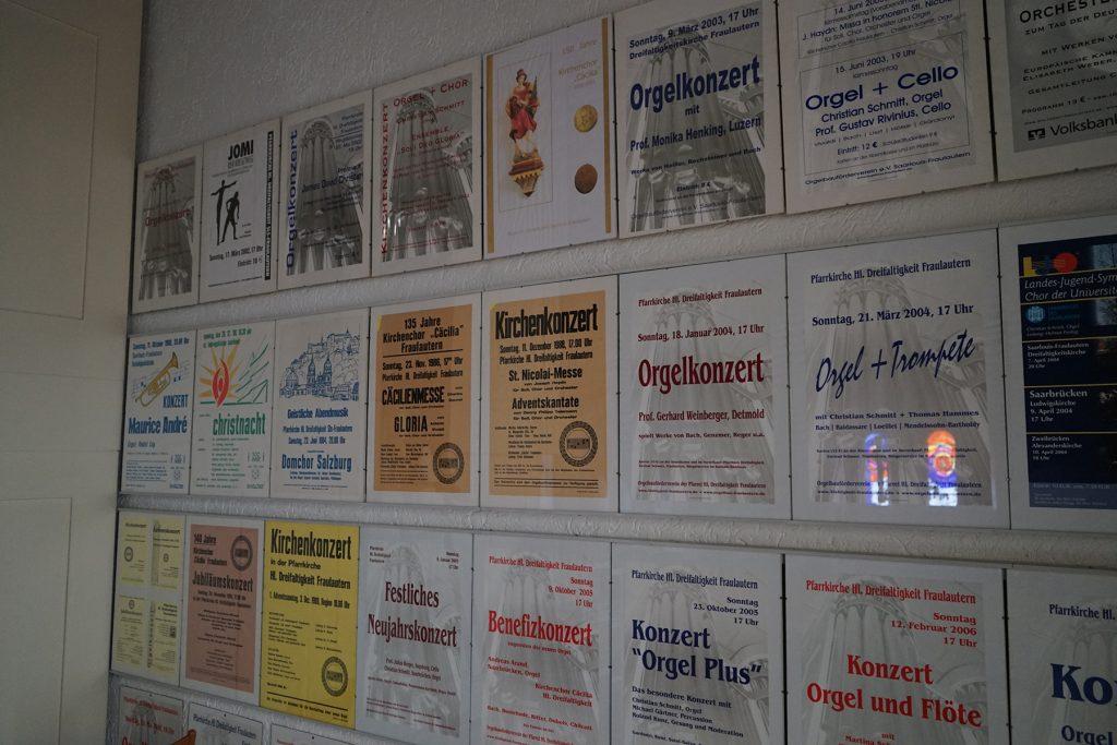 Orgelkonzerte gab es in der Kirche in Fraulautern schon viele