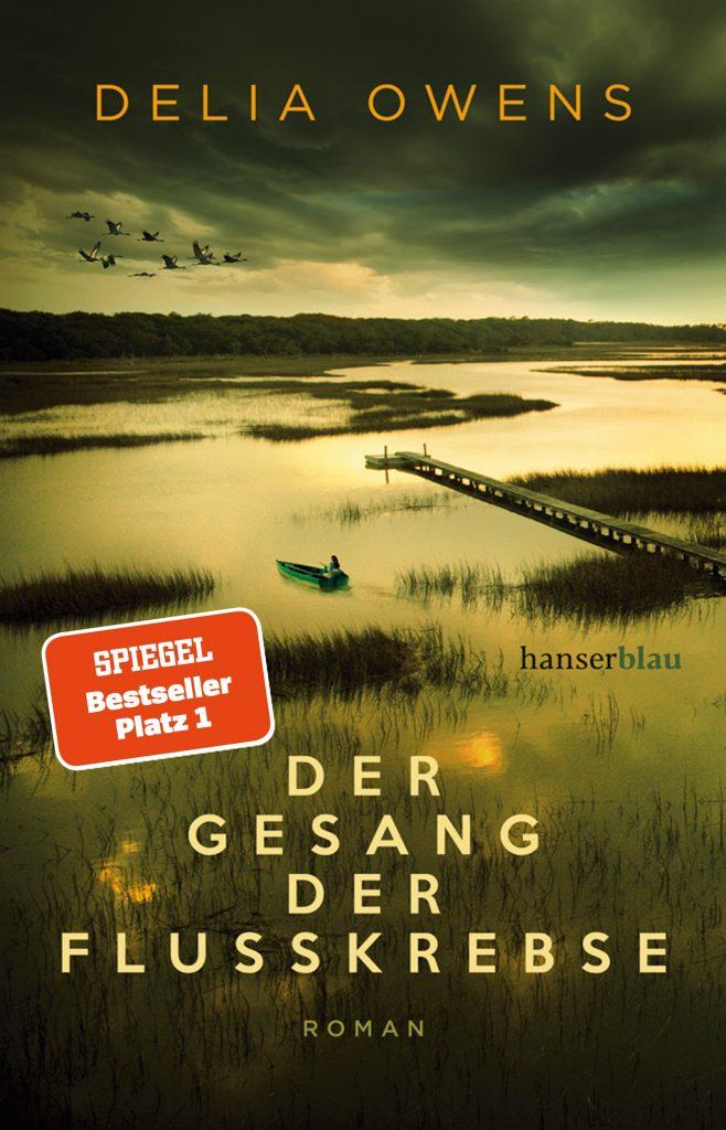 "Romancover ""Der Gesang der Flusskrebse"""