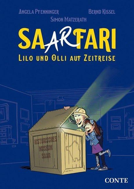 Cover: Conte Verlag