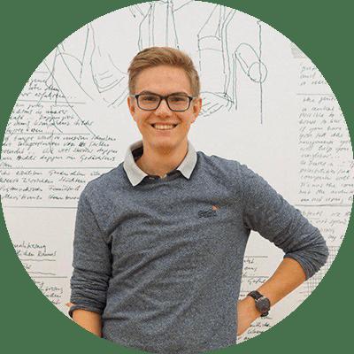 """Yannick Werner, Redakteur bei """"Der Jungreporter"""""""